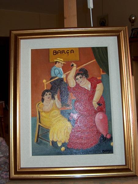 Amicucci galleria d 39 arte mariagrazia de novellis - Botero il bagno ...