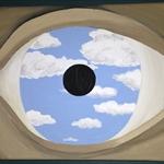 Amicucci galleria d 39 arte falso che vale - Falso specchio magritte ...